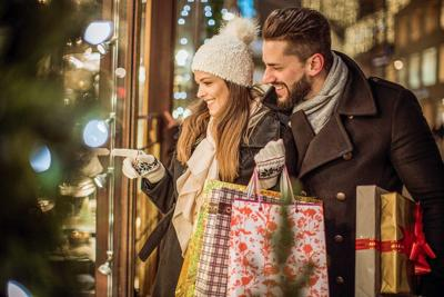 Half of Americans say planning ahead for the holidays makes them happier.