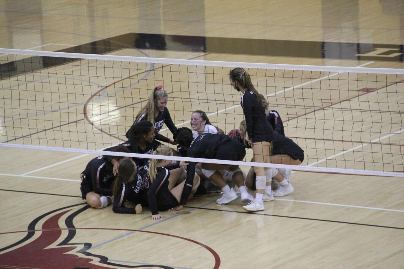 Alpharetta volleyball