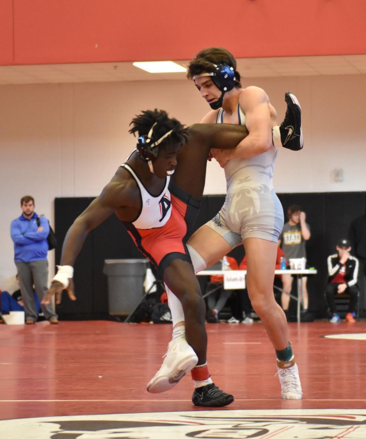 Kyle Romano Finals Round