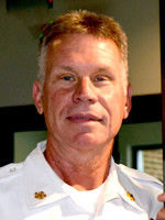 Robert Edgar, Fire Chief