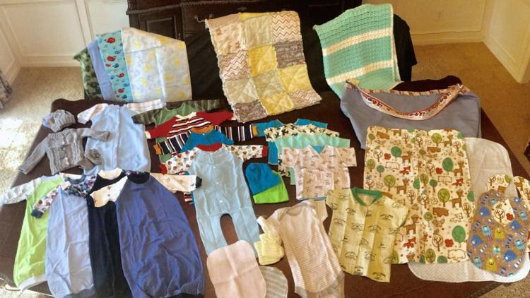 Hand-crafted Layette