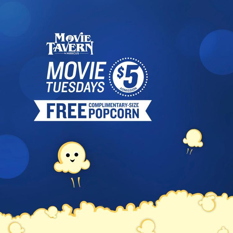 $5 Movie Tuesday