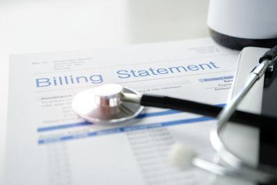Health care billing statement
