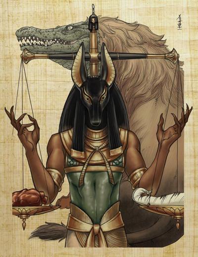 Myth Roast  - Anubis