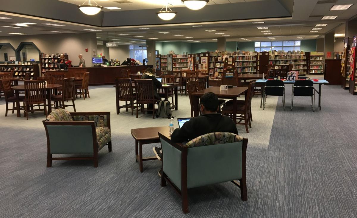 Forsyth Library Renovation