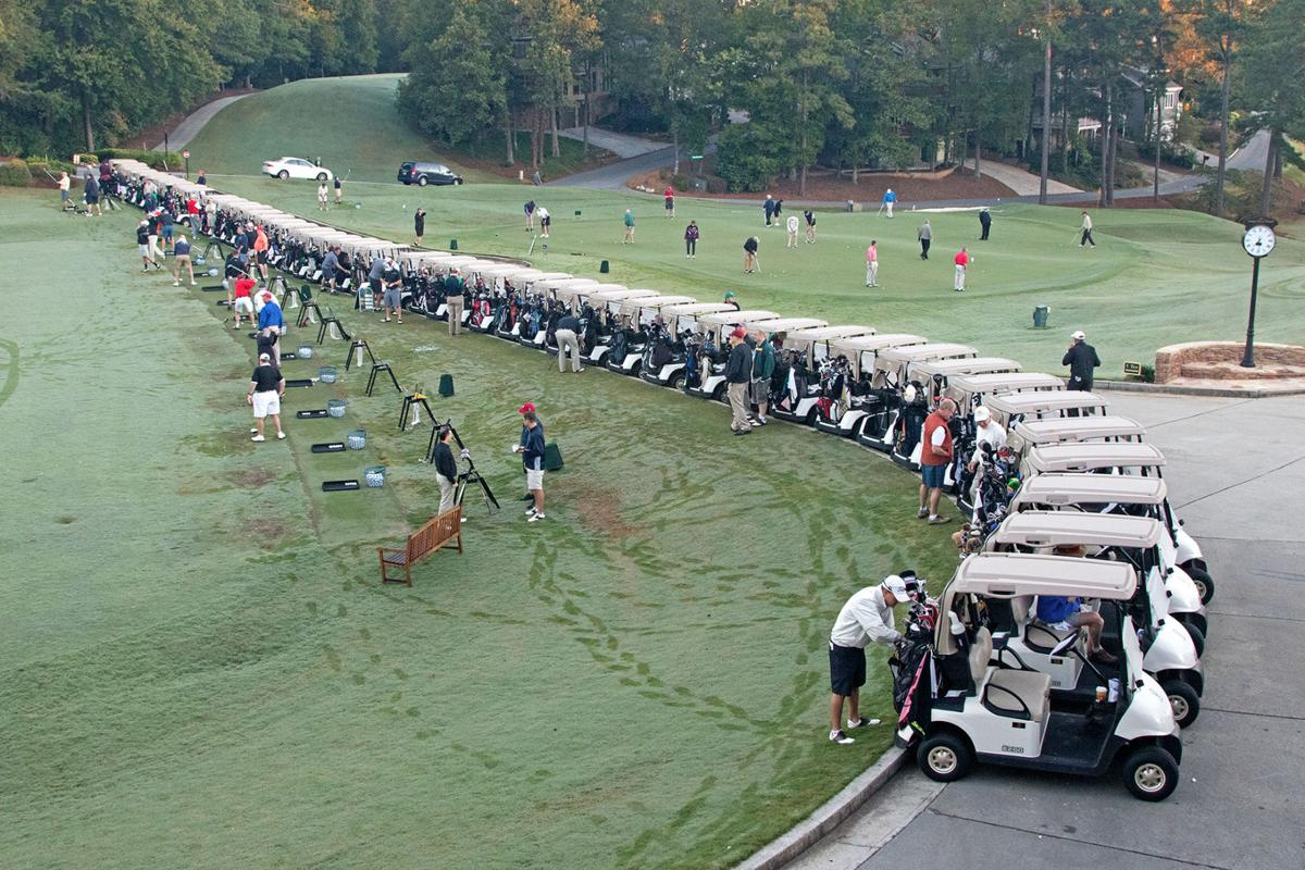 Rowell Rotary Golf Carts