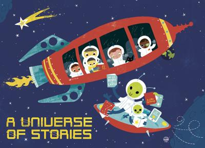 """Explore """"A Universe of Stories"""" this summer at Forsyth County Public Library"""