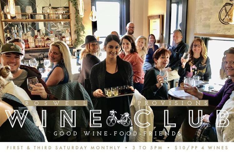 Wine Club at Roswell Provisions