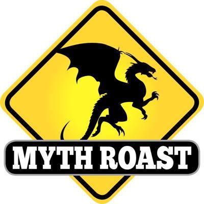 Myth Roast Logo