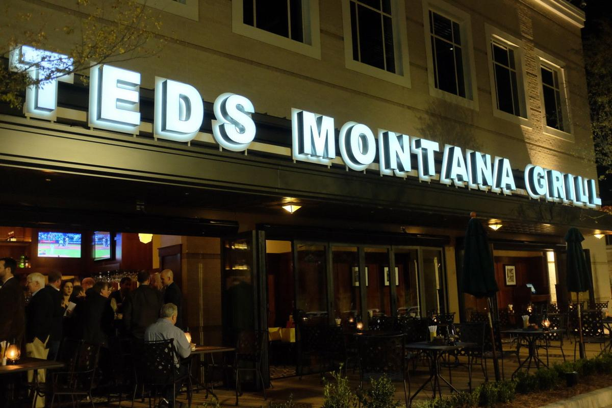 Teds Montana Grill Avalon Gets Leed Certification News