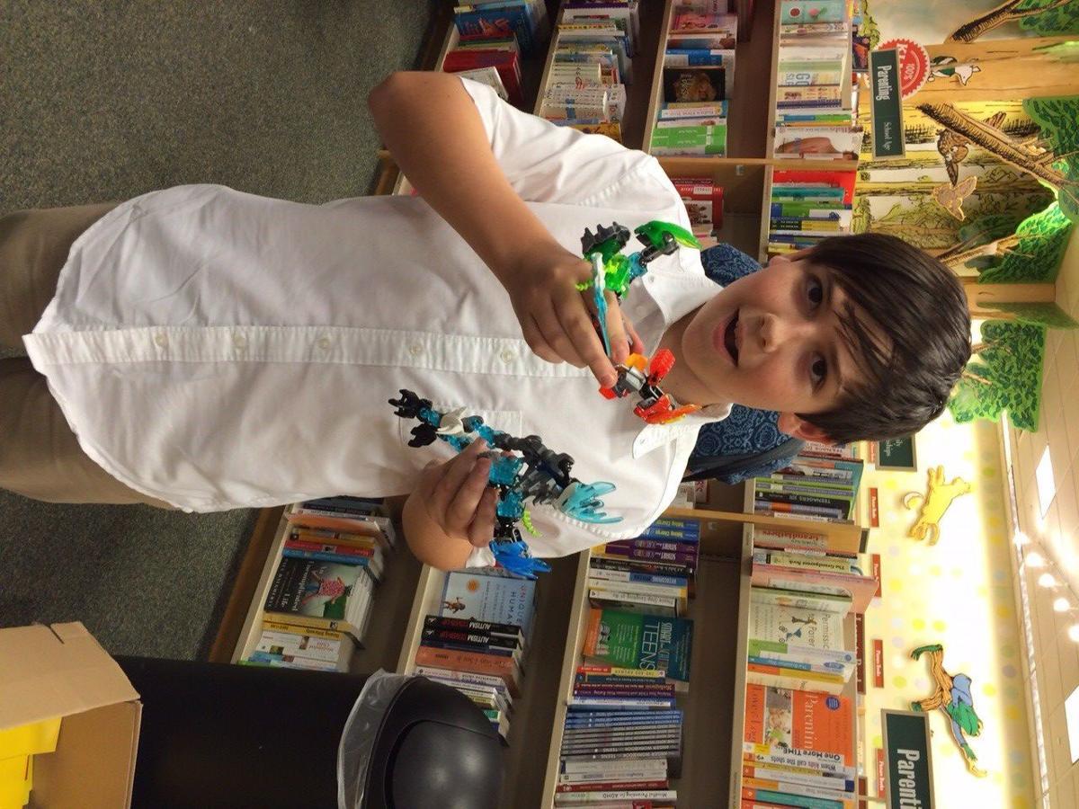 Odyssey of Mind team facilitates Mini Maker Faire