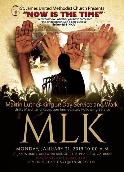 St. James MLK 2019