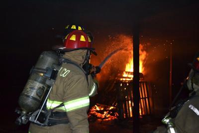 STOCK (sorta) Forsyth Fire Academy
