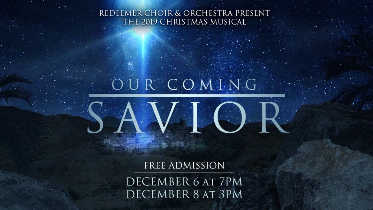 """""""Our Coming Savior"""""""