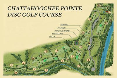 Chattahoochee Pointe Disc Golf