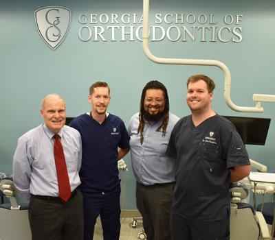Georgia School of Orthodontics Honors Veterans