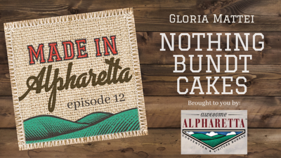 Made In Alpharetta Bundt