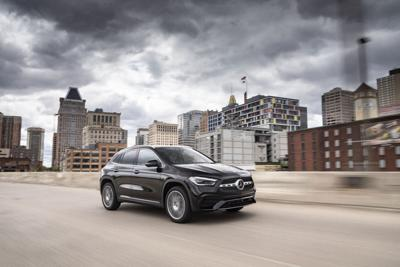 Benz's baby SUV gets favorable revamp for 2021