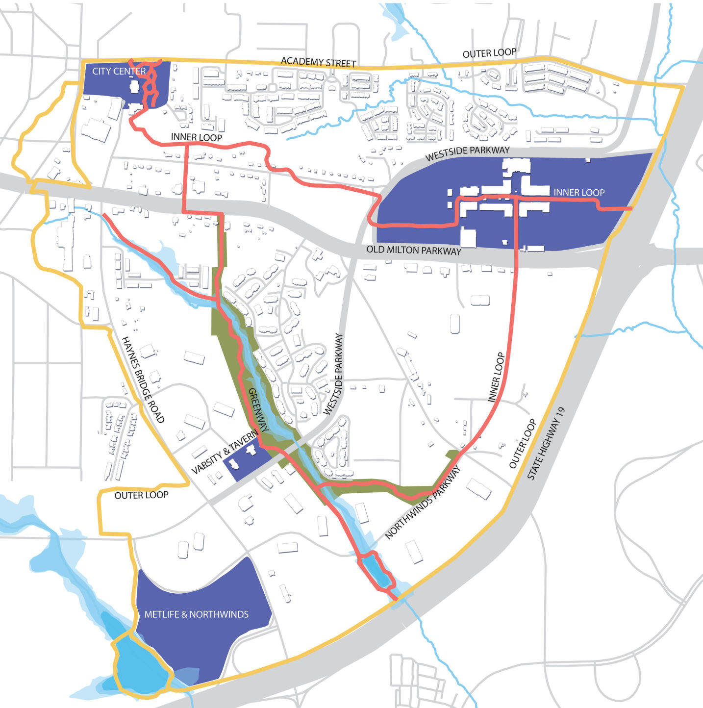 Alpharetta advances plan for loop paths northfultoncom
