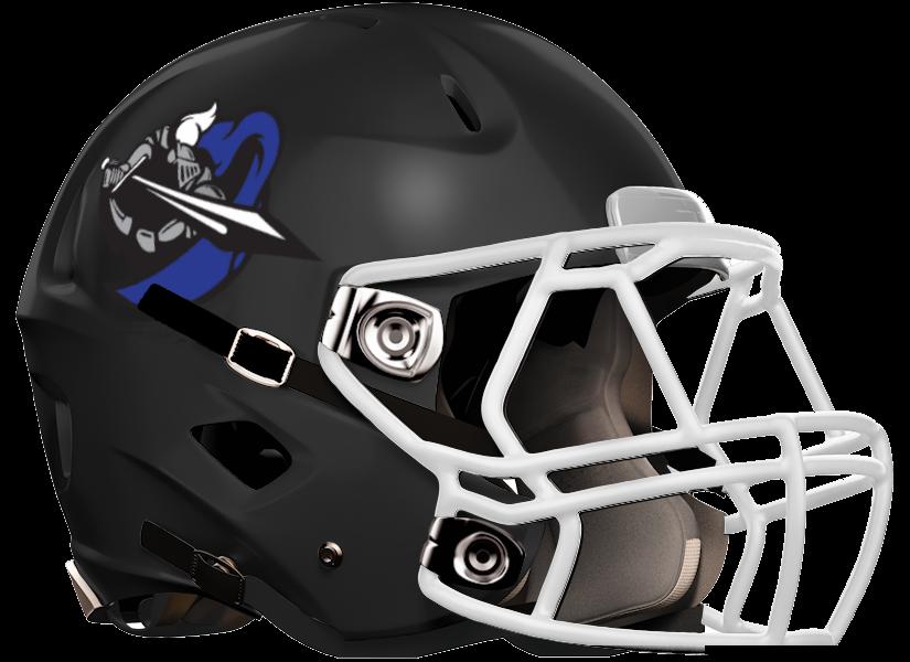 Centennial HS Football Helmet