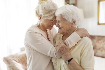 Stock caregivers