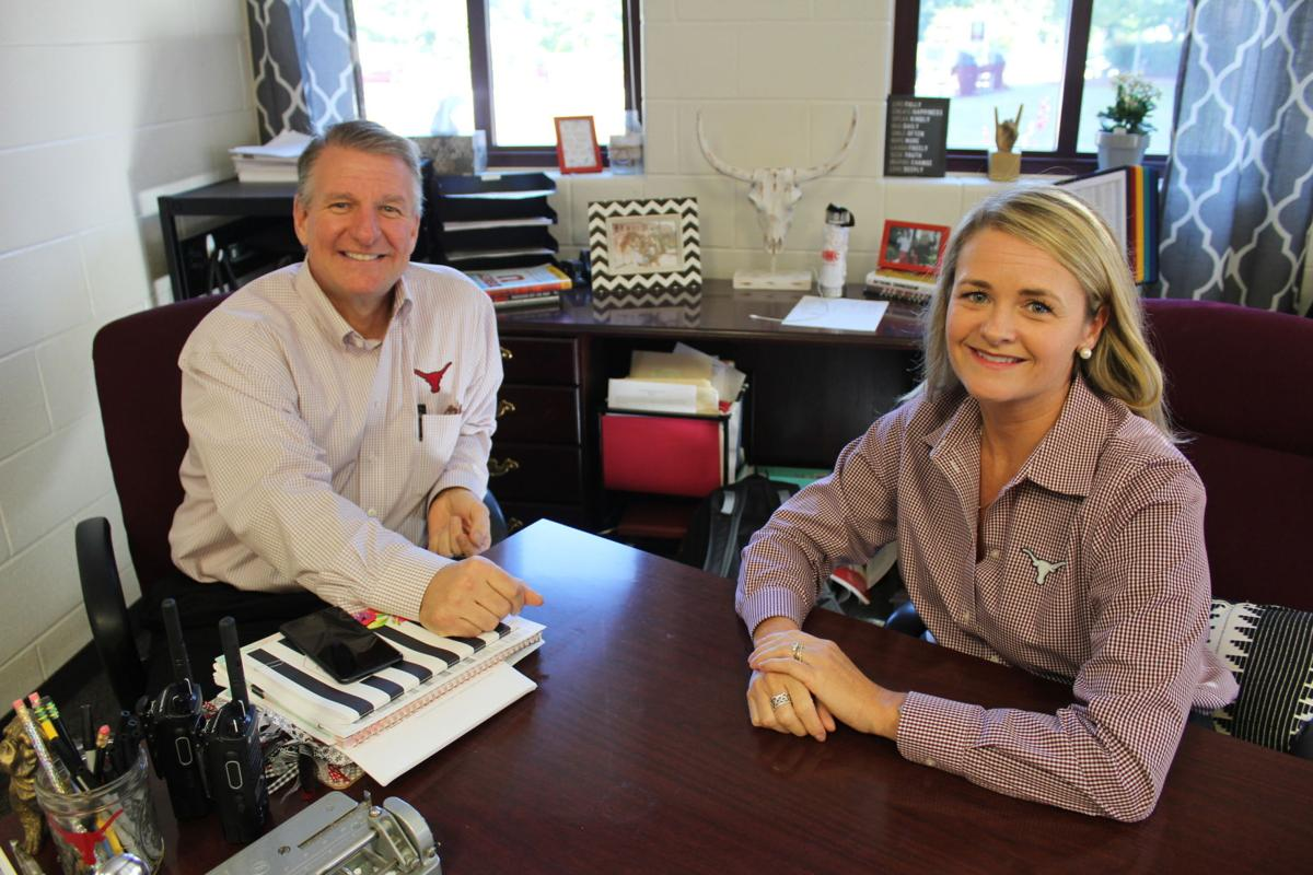 Assistant principal helps students throughout entire educational career