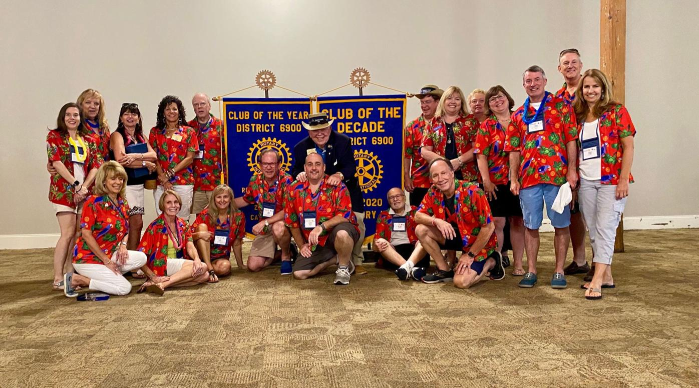 roswell rotary 2020 awards