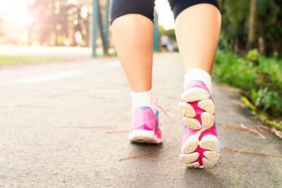 Stock Shoes Walking