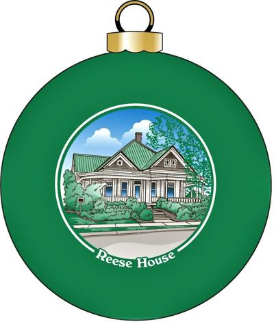 Milton Historical Society ornament
