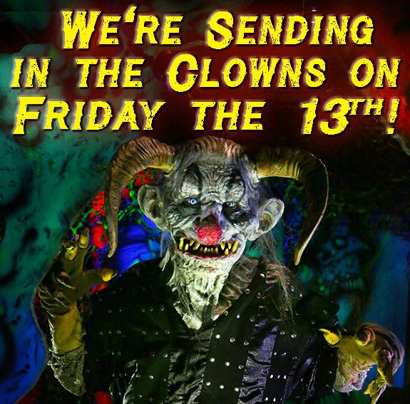 Friday the 13th_Clown