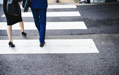 Stock Crosswalk