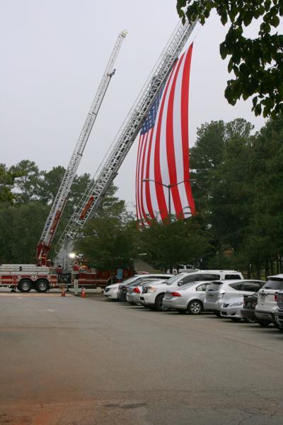 Roswell 911 Flag