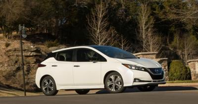 Nissan Leaf no longer in league a of its own, still an affordable option in EV market