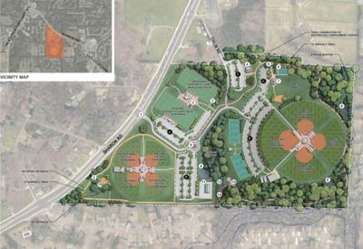 Sharon Springs Park master plan