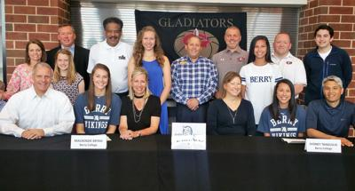 Berry College snags 2 Gladiators for basketball