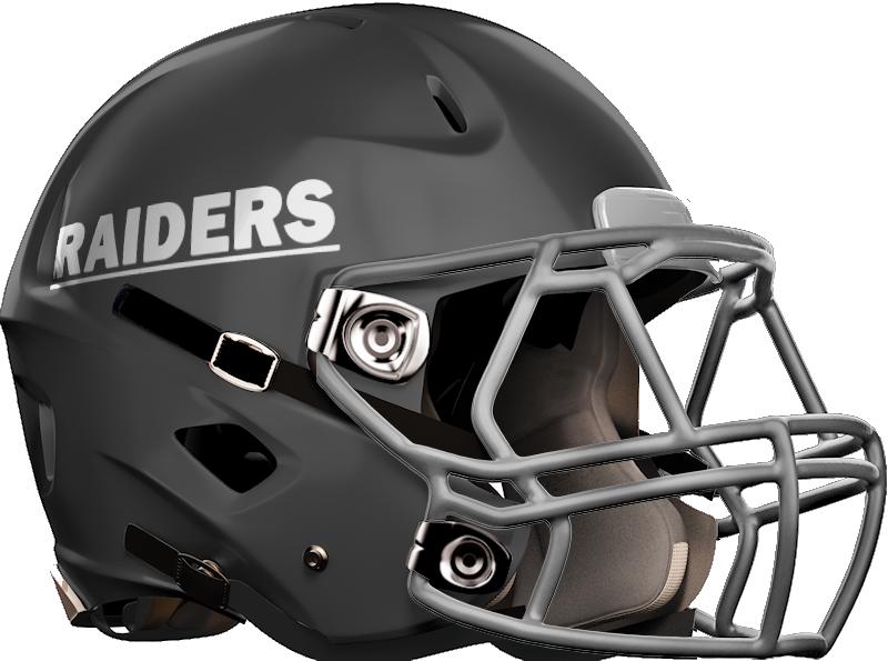 Alpharetta HS Football Helmet