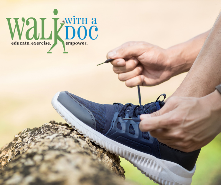 Join Emory for Walk with a Doc