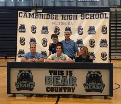 Kane Signs with UNC