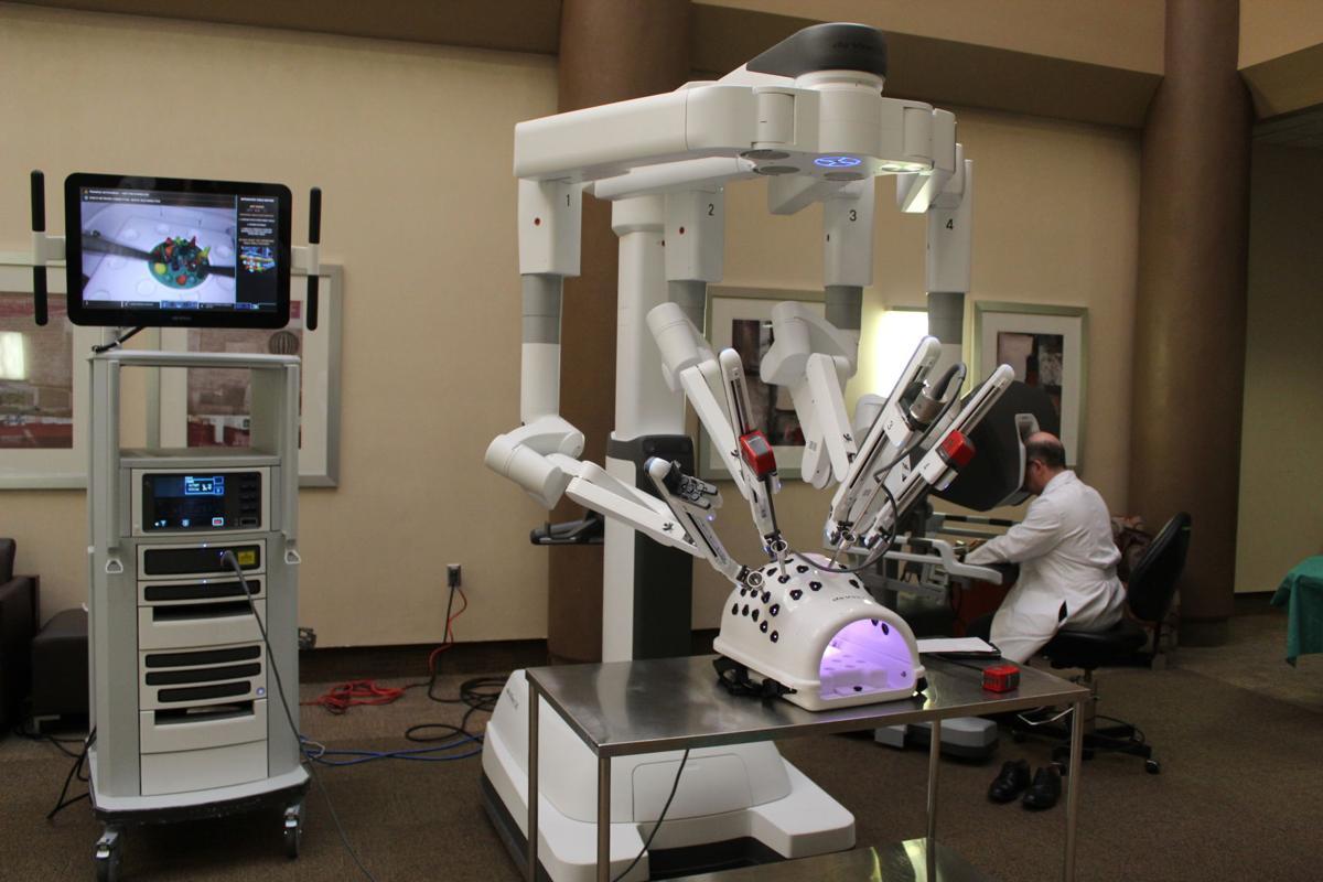 Wellstar Robot 1