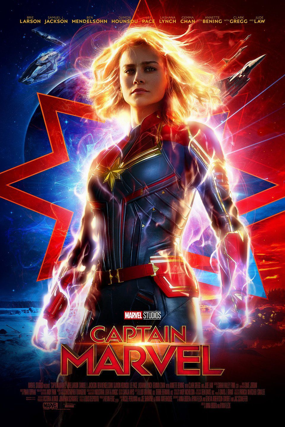 Pod With The Wind Captain Marvel