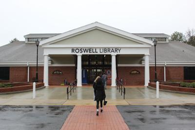 Roswell Library 2020
