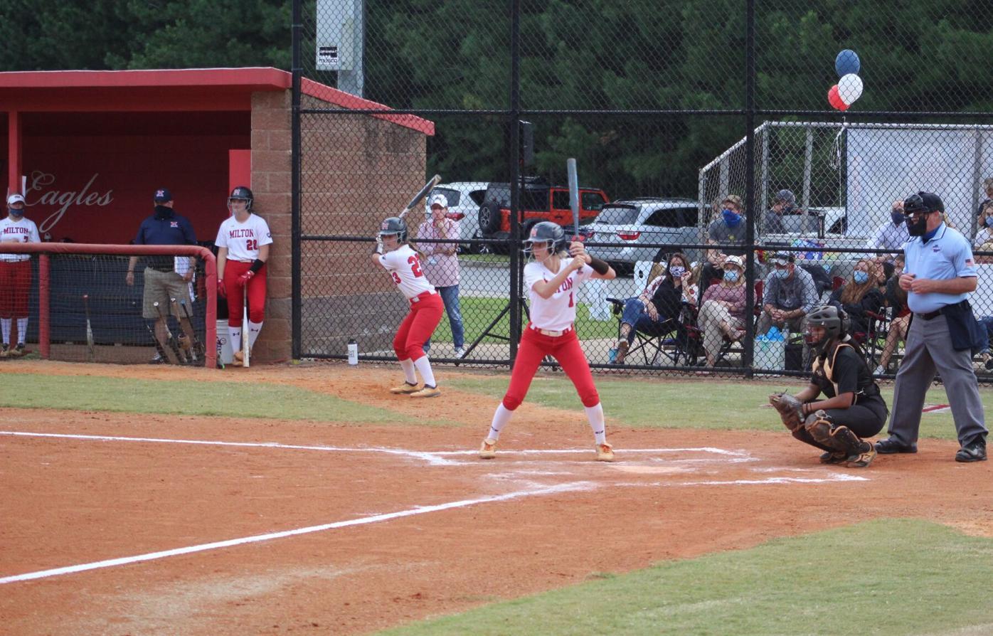 Milton softball 2