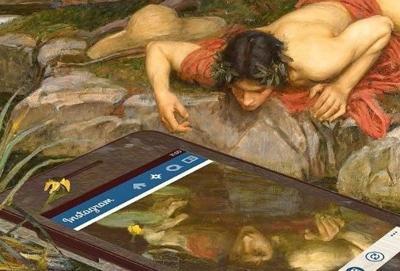 -Myth Roast Narcissus
