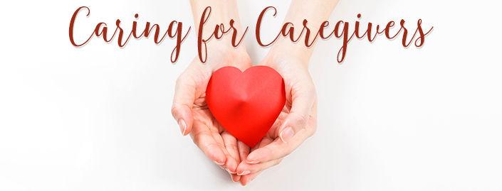 Caring for Caregivers Seminar at Alpharetta Methodist