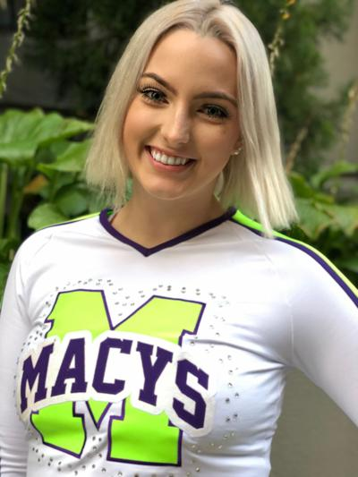 Can you spot local Hooch grad Kayleigh Cook in this year's Macy's Day Parade?