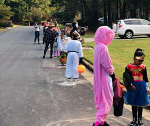 Kingston Crossing stages first-ever Halloween parade