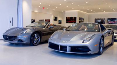 Ferrari Of Atlanta >> Ferrari Maserati Of Atlanta Gets State Of The Art Renovation