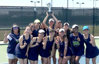 Northview girls tennis captures first state title