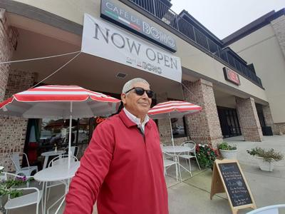 'A slice of Italy': Café serves up authentic Italian culture at new bistro