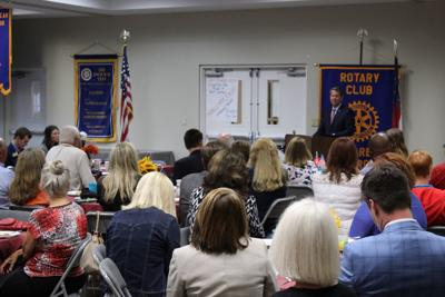 Governor provides update on state, policies